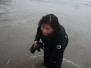 Natación Playa de Colcura